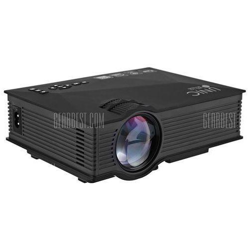 Unic uc46 mini wifi portable led projector with miracast dlna airplay wyprodukowany przez Gearbest