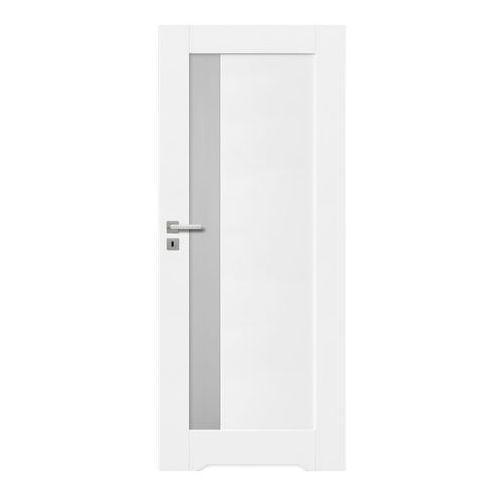 Drzwi z podcięciem Fado 70 prawe kredowo-białe (5903292058412)