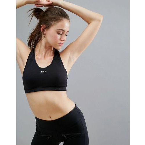 Shock absorber active sports top - black