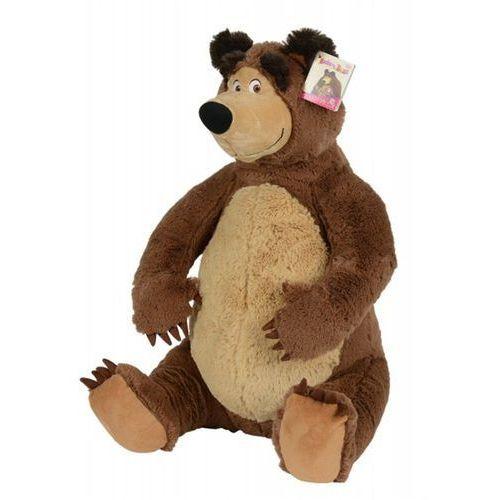 Simba  masza pluszowy niedźwiedź, 50 cm 109309894 - odbiór w 2000 punktach - salony, paczkomaty, stacje orlen (4006592998943)