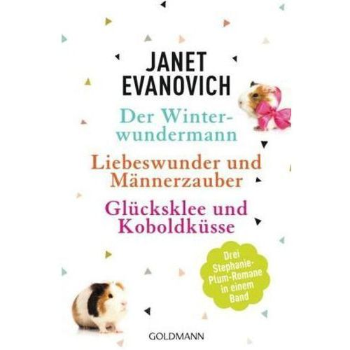 Der Winterwundermann / Liebeswunder und Männerzauber / Glücksklee und Koboldsküsse (9783442485239)