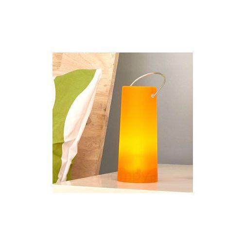 Przenośna lampa LED PAVILLIA ciepła biel