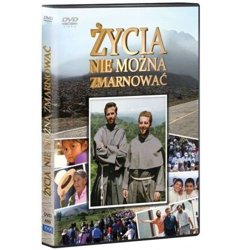 Telewizja polska Życia nie można zmarnować - krzysztof tadej. darmowa dostawa do kiosku ruchu od 24,99zł (5902600069591)