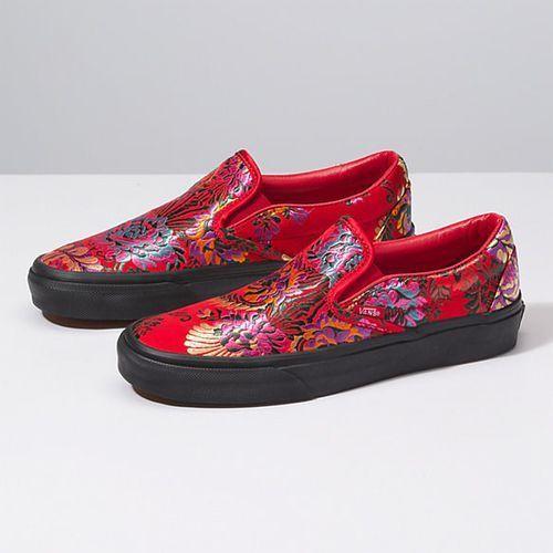 Męskie obuwie sportowe Kolor: czerwony, Kolor: wielokolorowy