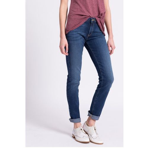 Wrangler - Jeansy Authentic Blue, jeans