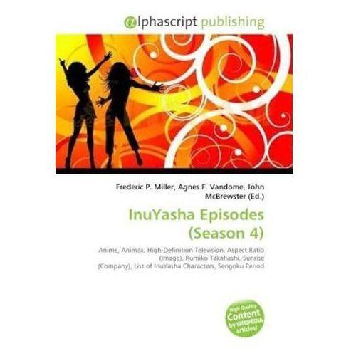 InuYasha Episodes (Season 4) (9786131695636)