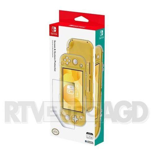 Hori Nintendo Switch Lite DuraFlexi Protector + folia na ekran (0873124008623)