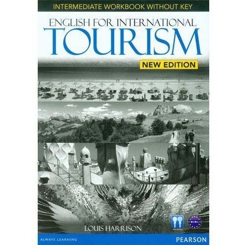 English for International Tourism New Intermediate Workbook, Pearson