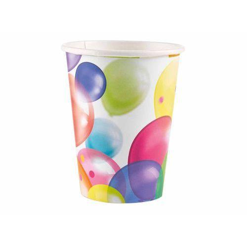 Amscan Kubeczki papierowe balonowe party (0013051625726)