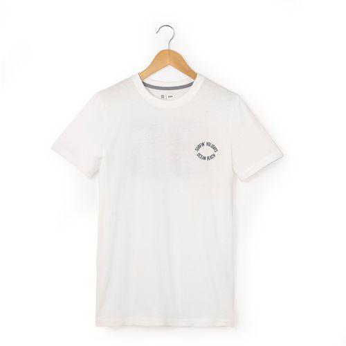 Koszulka z krótkimi rękawami, z nadrukiem na plecach 10-16 lat