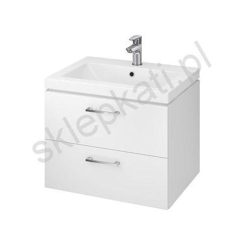 CERSANIT szafka Lara biała + umywalka Como 60 S801-147, S801-147