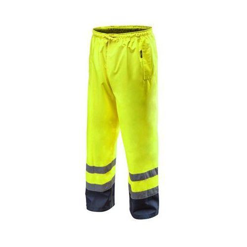 Neo tools Spodnie robocze wodoodporne żółte xxl neo