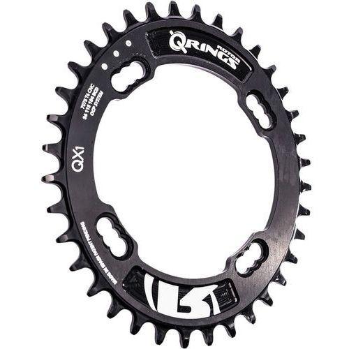 Rotor mtb xc1 q-ring zębatka rowerowa singlespeed czarny 36 zębów 2019 zębatki przednie (8434366001425)