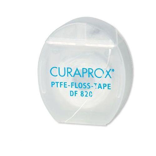 Nicio-taśma dentystyczna Curaprox DF820 PTFE floss tape (7612412820003)