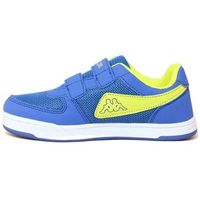 trooper light sun obuwie treningowe blue/lime marki Kappa