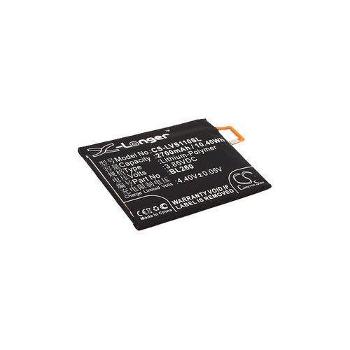 Lenovo Vibe S1 Lite / BL260 2700mAh 10.40Wh Li-Polymer 3.85V (Cameron Sino), CS-LVS110SL