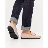 Brave soul tassel loafers in pink - pink