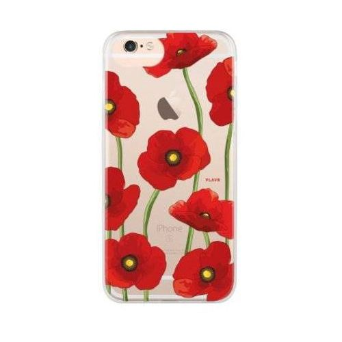 Etui FLAVR iPlate Poppy do iPhone 6/6S/7/8 Wielokolorowy (28423) (4029948059396)