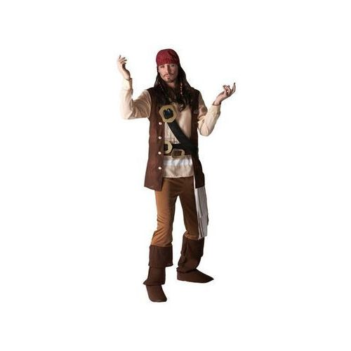 Kostium kapitan jack sparrow dla dorosłych - m/l (standard) marki Rubies