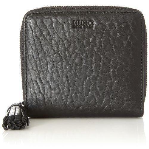 Hugo portfel damski Tilla-A 10202305 01, 2 x 11 x 12 cm - czarny - (4029044880665)