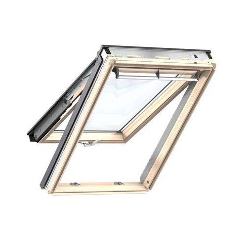 Okno klapowo obrotowe VELUX GPL 3066: Rozmiar okna - 114x118
