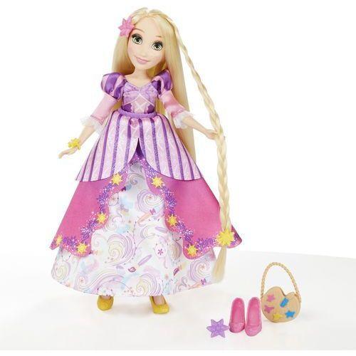 Księżniczki Disneya, Roszpunka, księżniczka do stylizacji, lalka z kategorii Pozostałe lalki i akcesoria