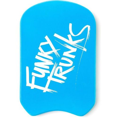 kickboard mężczyźni turkusowy 2018 akcesoria do pływania marki Funky trunks