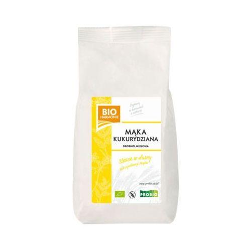Bio harmonie 450g mąka kukurydziana bezglutenowa bio