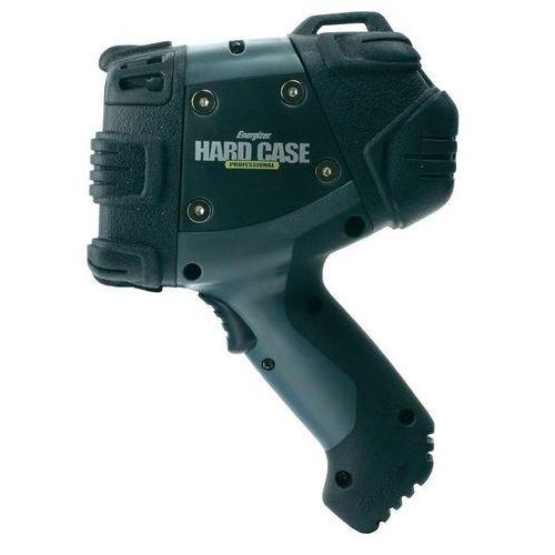 Latarka ENERGIZER Hard Case Led, recharchable, czarna, Hardcase Hybrid Pro Sportlight