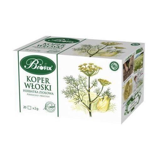Herbata ziołowa ekspresowa koper włoski 40 g Bifix (5901483060060)