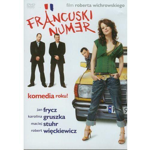 Francuski numer dvd z kategorii Komedie