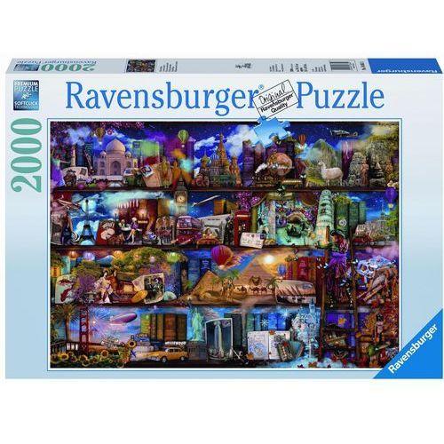 Ravensburger Raven. 2000 el. świat książek (4005556166855)