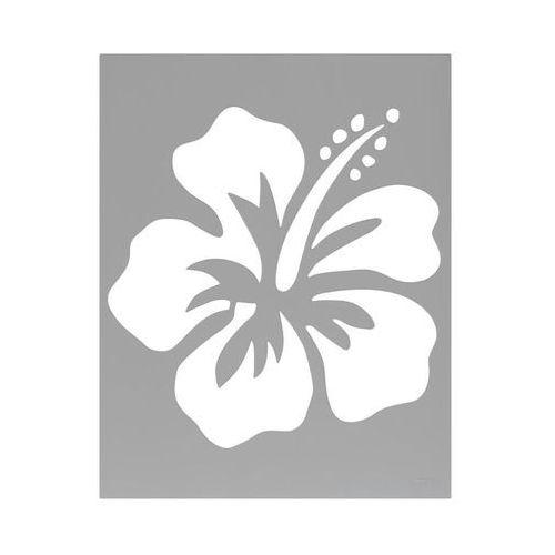Szablon samoprzylepny hibiscus l nr 701 marki Jeger