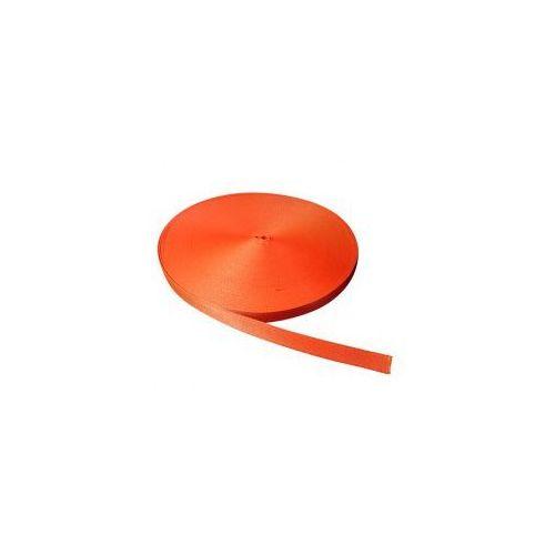 Niedostępny Taśma 30mm pas pasek polipropylenowa pomarańczowa