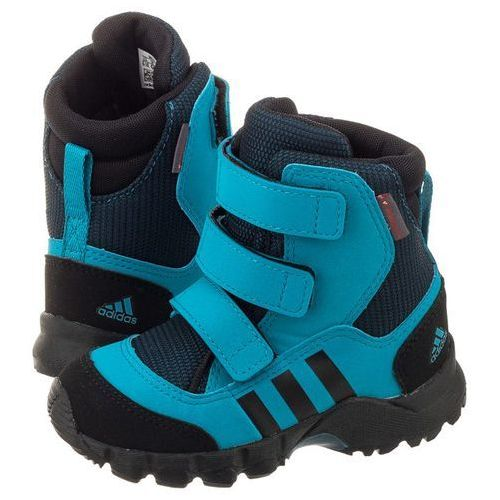 Trzewiki adidas CW Holtanna Snow CF I CM7278 (AD709-b), kolor niebieski