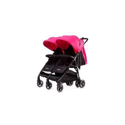 W�zek bli�niaczy Kuki Twin + Zestaw Kolorystyczny Baby Monsters (pink)