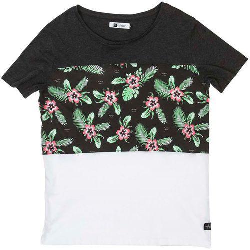koszulka RIP CURL - Outcast Premium Black Marled (3442) rozmiar: XL, kolor czarny