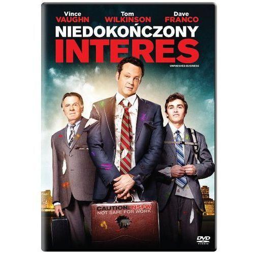 Niedokończony interes (DVD) - Inne (5903570157271)