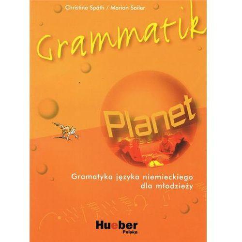 Planet. Grammatik. Do Obu Edycji Planet Oraz Planet Plus, oprawa miękka