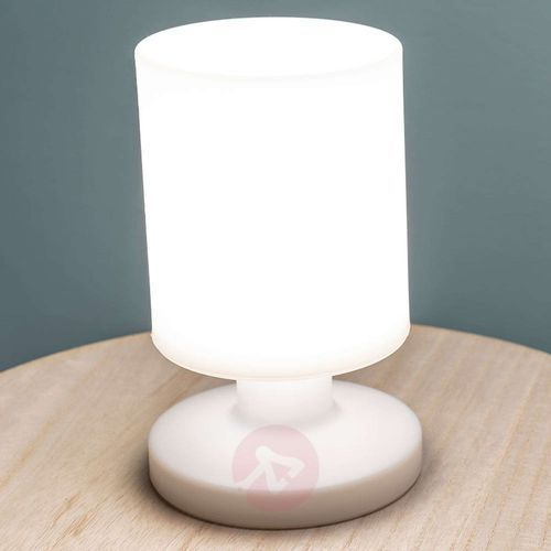 Reality LORA Lampa stołowa LED Biały, 1-punktowy - Nowoczesny - Obszar wewnętrzny - LORA - Czas dostawy: od 4-8 dni roboczych, R57071101