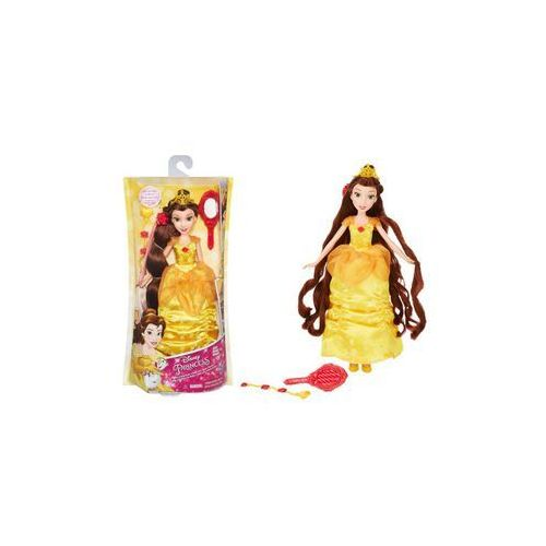 Hasbro DPR z długimi włosami, Bella
