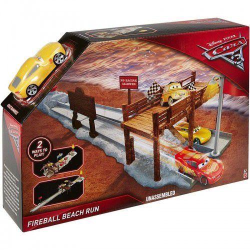 Mattel cars 3 zestaw fireball beach
