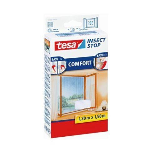 Tesa Moskitiera na okno insectstop comfort, 130 x 150 cm,biała (4042448857545)