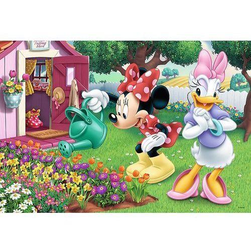 Trefl Puzzle 160 minnie podlewanie kwiatkow-