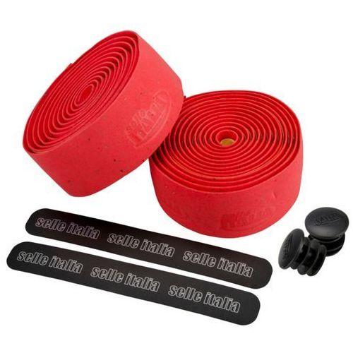 Selle Italia Smootape Corsa Owijka kierownicy Eva żel 2,5 mm czerwony Owijki kierownicy (8030282426337)
