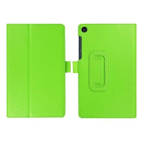 4kom.pl Etui stand case lenovo tab3 a7-10 f/l essential zielone - zielony