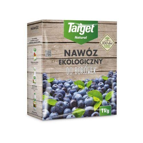 Nawóz do borówek EKOLOGICZNY 1 kg TARGET NATURAL (5901875008410)