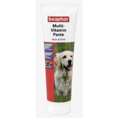 Beaphar Multi - Vitamin Paste 100g - Pasta multiwitaminowa dla psów (8711231129461)