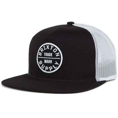 czapka z daszkiem BRIXTON - Oath Iii Mesh Cap Black (BLACK) rozmiar: OS