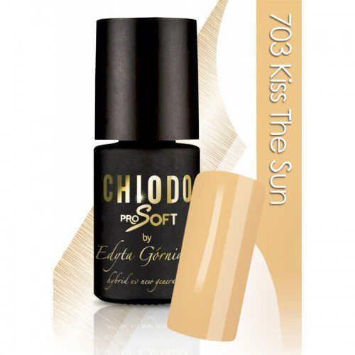 Chiodo PRO Soft with love from LA - lakier hybrydowy - Kiss The Sun 703, 40760_20170427131931